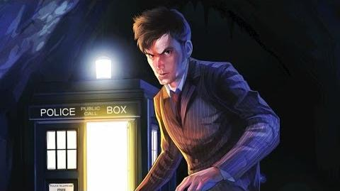 Doctor Who- The Tenth Doctor comic book series