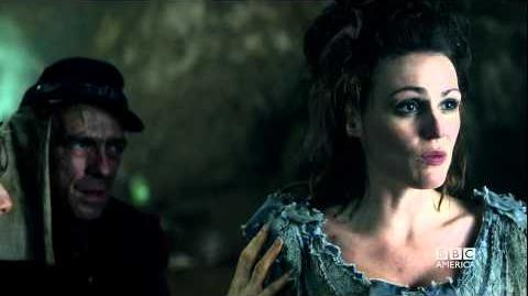 Doctor Who - Bande-annonce de l'épisode The Doctor's Wife - BBC America
