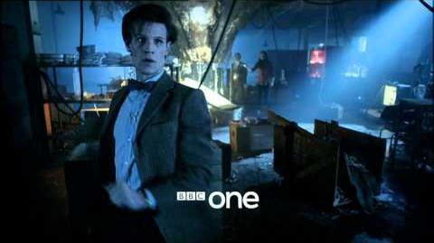 Doctor Who - Bande-annonce de l'épisode The Impossible Astronaut - BBC One