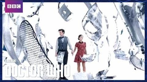 The Heart of the TARDIS - Journey to the Centre of the TARDIS - Doctor Who - BBC