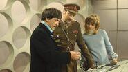 Second Doctor Brigadier Lethbridge