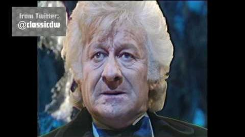 Exclusive First Look The Final Curtain Part 2 - Doctor Who - Planet of the Spiders