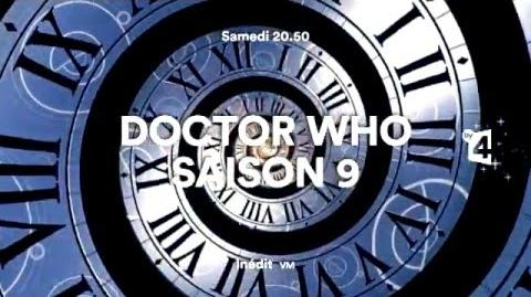 Doctor Who saison 9 - bande annonce