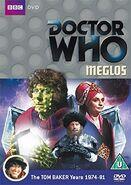 Meglos DVD Cover
