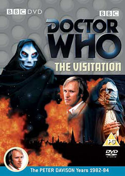 The Visitation Cover 1