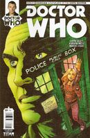 Ninth doctor ongoing issue 9a