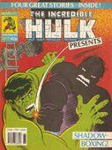 Incredible hulk presents 7