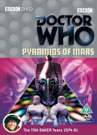 Pyramids of mars uk dvd