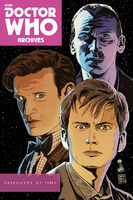 Prisoners of time archives omnibus