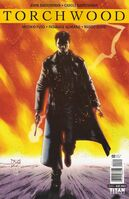 Torchwood issue 2a