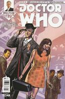 Twelfth doctor issue 9a