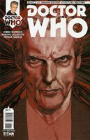 Twelfth doctor year 2 issue 13a