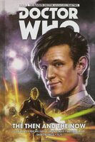 Eleventh doctor volume 4 the then and the now