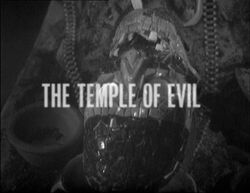Temple of evil
