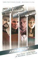 Star trek doctor who assimilation volume 2