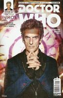 Twelfth doctor year 3 issue 1a