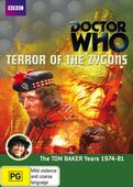 Terror of the zygons australia dvd