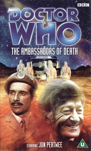 Ambassadors of death uk vhs