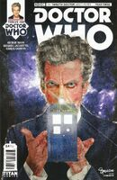 Twelfth doctor year 3 issue 4a