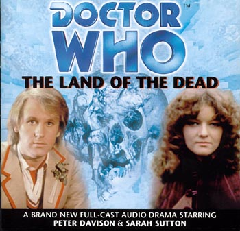 Land of the dead cd