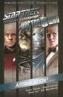 Star trek doctor who assimilation volume 1