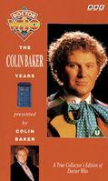 Colin baker years uk vhs