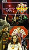 Armageddon factor uk vhs