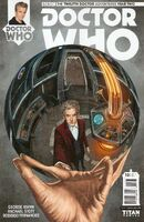 Twelfth doctor year 2 issue 10a