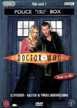 Complete first series denmark dvd