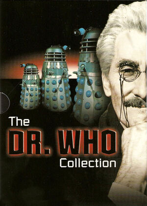 Dr who collection us dvd