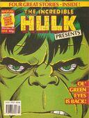 Incredible hulk presents 8