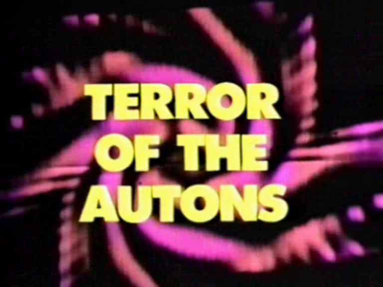 TV Time - Doctor Who S08E02 - Terror of the Autons (2 ...