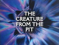 Creature from the pit