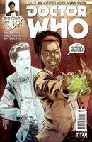 Eleventh doctor issue 10a