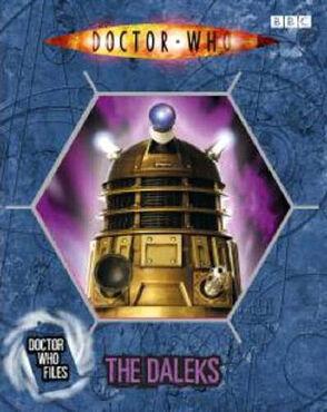 Doctor who files daleks
