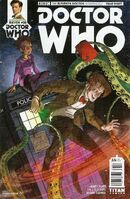 Eleventh doctor year 3 issue 5a