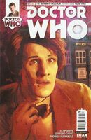 Eleventh doctor year 2 issue 9a