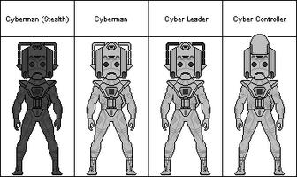 Cybermen-Attack of the Cybermen (1985)