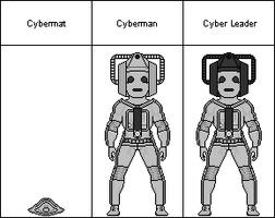 Cybermen-Revenge of the Cybermen (1975)