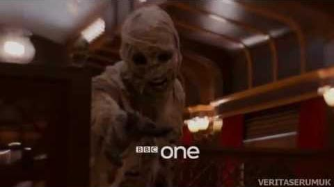 "Doctor Who Series 8 Episode 8 ""Mummy on the Orient Express"" - BBC One TV Trailer"