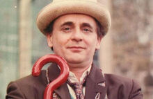 The Seventh Doctor (Played By Sylvester McCoy AKA My fav Doctor!)