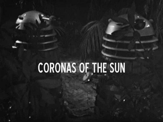 06 Coronas of the Sun 1