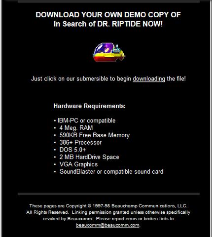 File:BEAUCOMM website Riptide system requirements screenshot.png