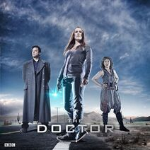 The Doctor Poster (Series 2)