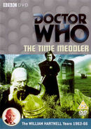 The Time Meddler DVD Cover