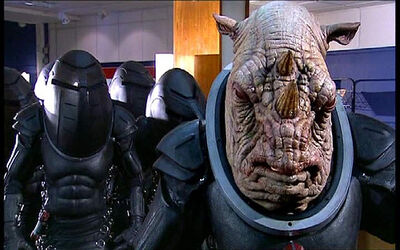 Judoon on the Moon