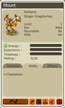 Chameleon ability