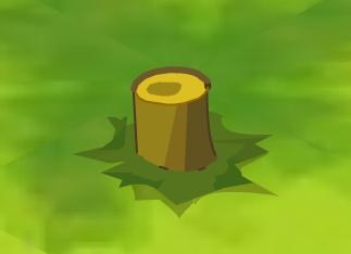 Walnut Stump