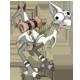 Ivory Dragoturkey