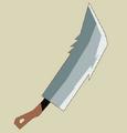 Powerful Smithy Sword